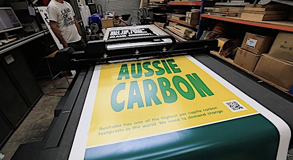 aussie carbon production line