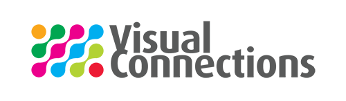 VIsual Connections logo landscape